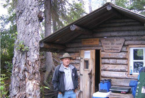 Alaska State Park Cabin Doroshin Bay
