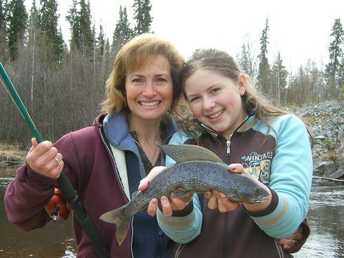 Jillian & Mom on Mother's Day 2007