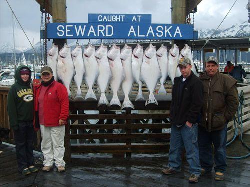 Matt seward pictures news information from the web for Seward alaska fishing reports