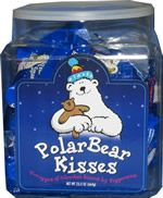 Polar Bear Kisses from Alaska