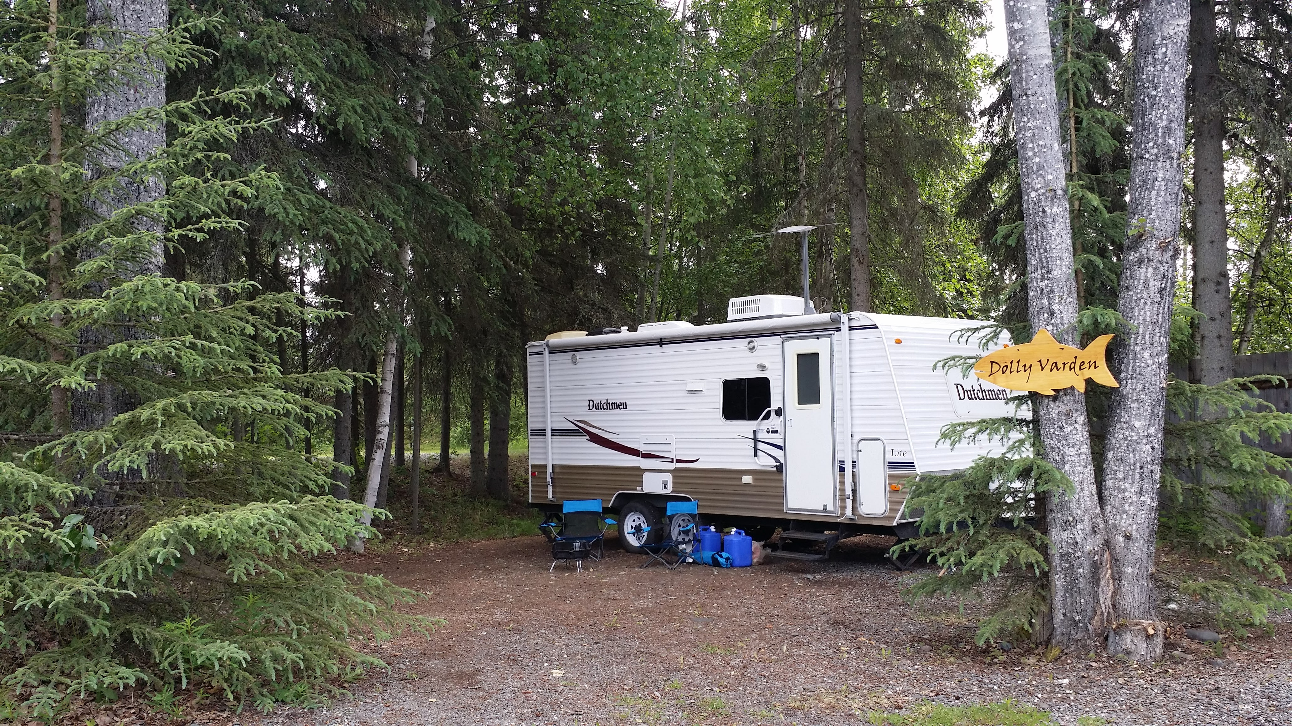 Dolly Varden Campsite